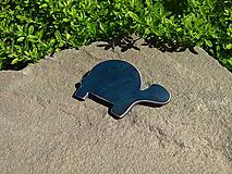 Odznaky/Brošne - Drevená brošňa - 10806762_