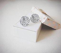Šperky - Manžetové gombíky - 10808204_