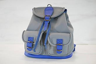 Batohy - Kožený batoh - LiLu - 10807187_