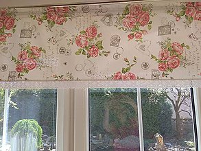 Úžitkový textil - záclona - 10807429_