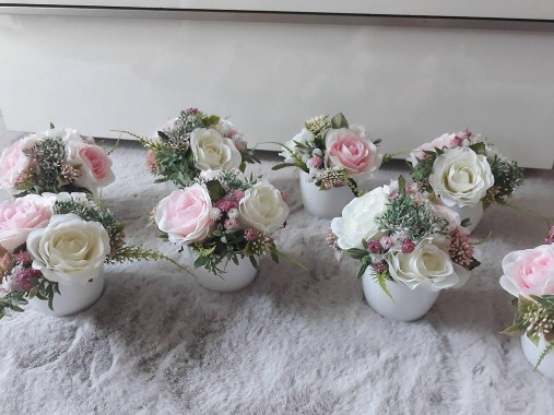 30477260e Svadobná kvetinová výzdoba / silviadalma - SAShE.sk - Handmade Dekorácie