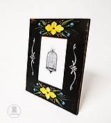 Rámiky - Starožitný rámček Victoria - 10808464_