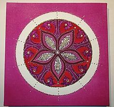 """Obrazy - Mandala z piesku """"Plodnosť"""" - 10806791_"""