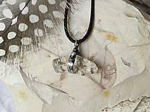 Náhrdelníky - Drobná ilúzia (krištáľ) - 10807523_