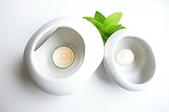 Svietidlá a sviečky - Vonný vosk - Gin tonic - 10806699_