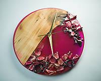 Hodiny - Kinder Garden - Živicové dekoračné hodiny - 10808512_