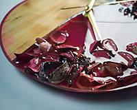 Hodiny - Kinder Garden - Živicové dekoračné hodiny - 10808516_