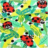 Textil - letný vak na spanie - 10806936_