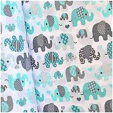 Textil - letný vak na spanie - 10806913_