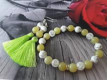 Sady šperkov - Set Lemon S011 - 10806261_