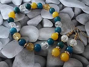 Sady šperkov - Set Tropic S012 - 10806299_