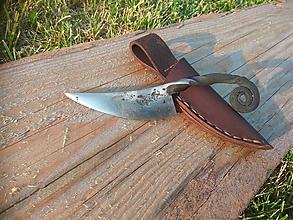 """Nože - Severský """"ženský"""" nôž """"Háls-Mús"""" - 10810576_"""