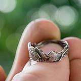 Prstene - Pre devu spod lesa - 10810667_