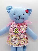Bábiky - mačička - 10808659_