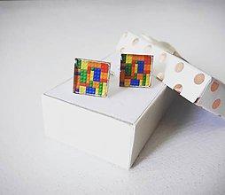 Šperky - Manžetové gombíky LEGO - 10809569_