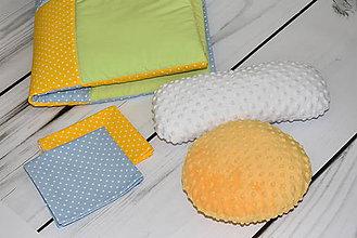 Úžitkový textil - Súprava do detskej izby - 10810090_