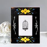 Rámiky - Starožitný rámček Victoria - 10810192_