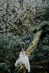 Šaty - svadobné šaty Holubička - 10809011_