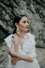 Šaty - svadobné šaty Holubička - 10809013_