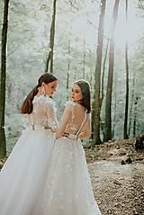 Šaty - svadobné šaty Holubička - 10809021_