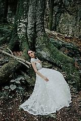 Šaty - svadobné šaty Holubička - 10809068_