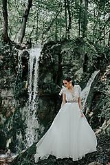 Šaty - svadobné šaty Holubička - 10809104_