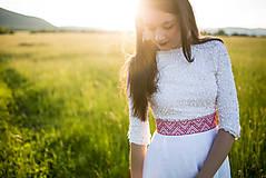 Šaty - svadobné šaty Holubička - 10809176_