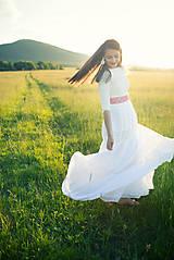 Šaty - svadobné šaty Holubička - 10809177_