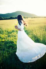Šaty - svadobné šaty Holubička - 10809179_