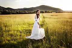 Šaty - svadobné šaty Holubička - 10809180_