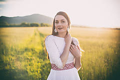 Šaty - svadobné šaty Holubička - 10809181_