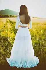 Šaty - svadobné šaty Holubička - 10809186_