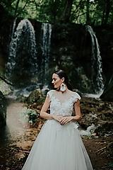 Šaty - svadobné šaty Holubička - 10809320_