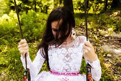 Šaty - svadobné šaty Holubička - 10809486_