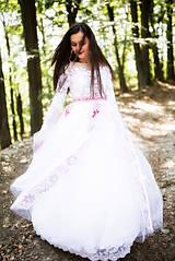 Šaty - svadobné šaty Holubička - 10809487_