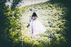 Šaty - svadobné šaty Holubička - 10809488_