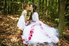 Šaty - svadobné šaty Holubička - 10809494_