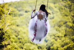 Šaty - svadobné šaty Holubička - 10809497_