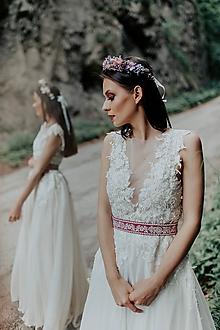 2d511c32e Šaty - svadobné šaty Holubička - 10809393_
