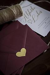 Papiernictvo - SET nálepiek na obálku