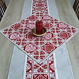 ZUZANA-krása tradície červená (1)-štvorec 50x50