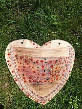 Nádoby - Keramický kvetináč na zavesenie. - 10809476_