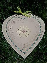Dekorácie - Sriečka z keramiky s matným vzhľadom.kera - 10809686_