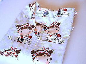 Textil - letný vak na spanie - 10809876_