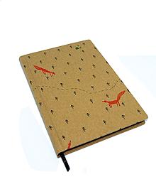 Papiernictvo - Papierová líška - 10809627_