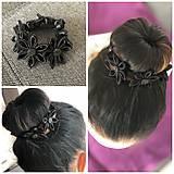 Ozdoby do vlasov - Ozdoba na drdol - 10808716_