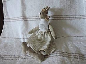 Bábiky - Amiri klokania slečna - 10810516_