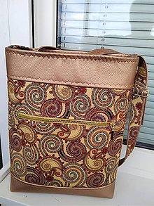 Veľké tašky - Valentína - 10809883_