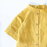 Detské oblečenie - košeľa