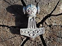 Šperky - Thorovo kladivo II - 10810826_